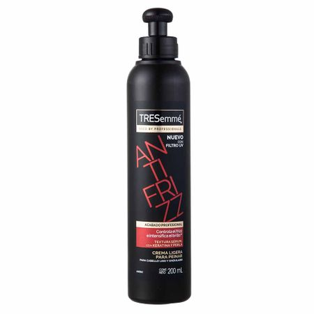 crema-de-peinar-tresemme-antifrizz-frasco-200ml