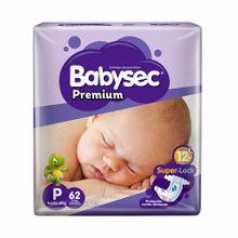panales-para-bebe-babysec-premium-talla-p-paquete-62un