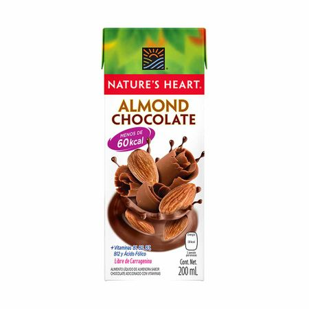 bebida-de-almendras-natures-heart-chocolate-caja-200ml