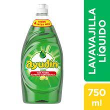 lavavajilla-liquido-ayudin-limon-botella-750ml