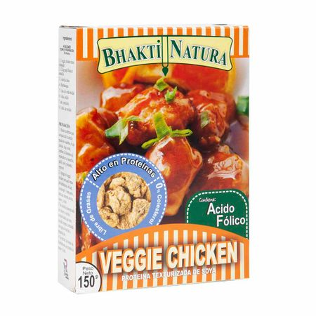 proteina-de-soya-bhakti-natura-pollo-vegetariano-caja-150g