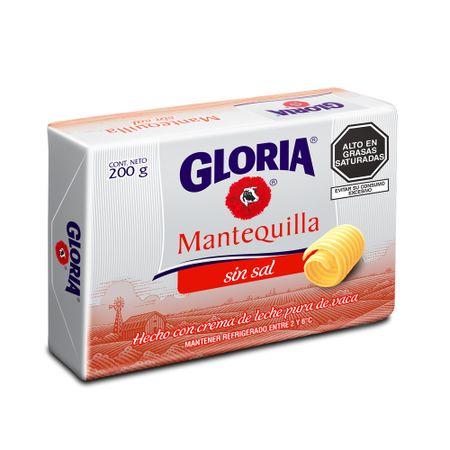 mantequilla-gloria-sin-sal-barra-200gr
