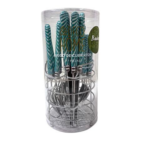 set-de-cubiertos-deco-home-bamboo-16-pzas-bamboo