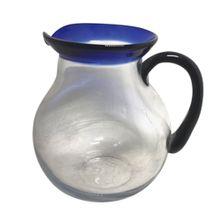 jarra-de-vidrio-deco-home-con-borde-azul