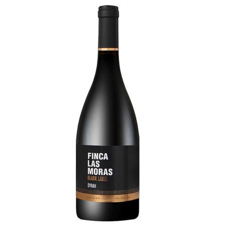 vino-tinto-las-moras-black-label-syrah-botella-750ml