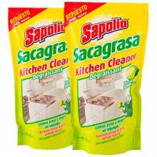 pack-sacagrasa-sapolio-limon-doypack-500ml-paquete-2un