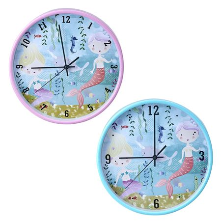 reloj-de-pared-viva-home-mermaids
