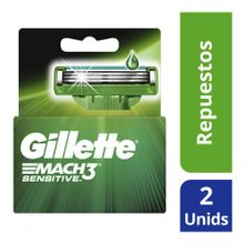 repuesto-para-maquina-de-afeitar-gillete-mach-3-sensitive-caja-2un