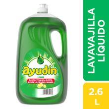 lavavajillas-liquido-ayudin-limon-botella-2.6l