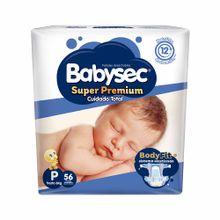 panal-para-bebe-babysec-super-premium-talla-p-paquete-56un