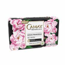 jabon-de-tocador-camay-botanicals-rosas-francesas-paquete-3un
