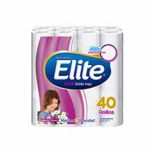 Papel Higiénico Elite Plus Doble Hoja 40Un