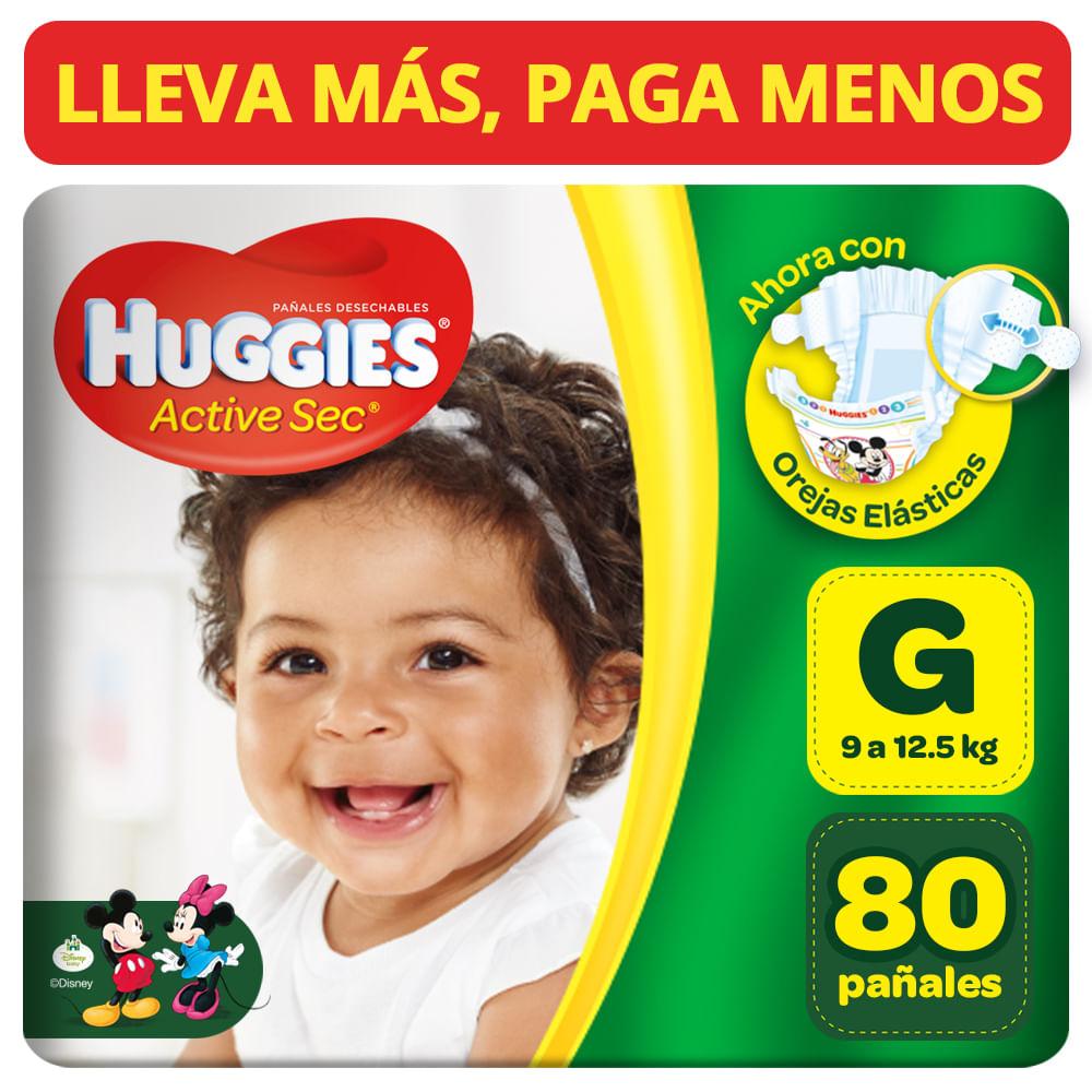 talla 4 Pa/ñal para mujer Huggies 1 paquete de 36 unidades 9 /– 14 kg