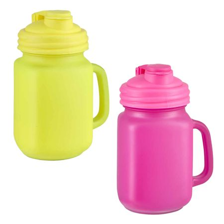mason-jar-deco-home-con-tapa-neon-flamingo