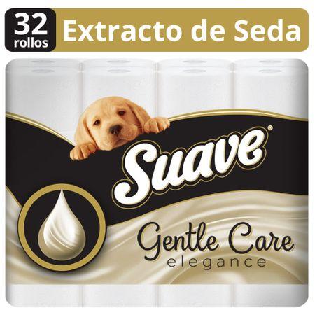 papel-higienico-suave-gentle-care-elegance-32-rollos