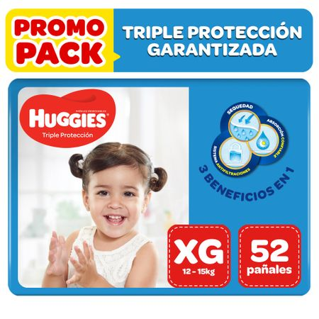 panales-para-bebe-huggies-triple-proteccion-talla-xg-paquete-52un