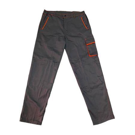 Pantalón profesional plomo XL -  Naranja