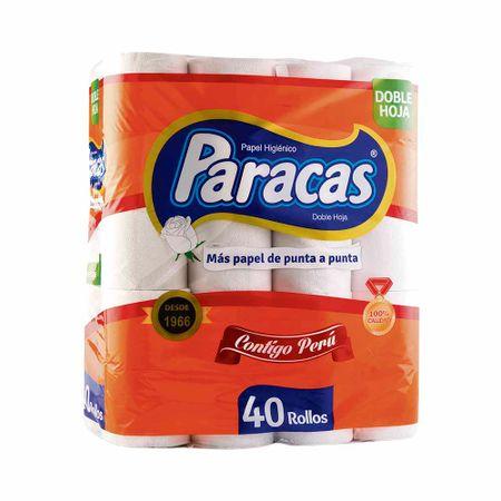 papel-higienico-paracas-naranja-doble-hoja-paquete-40un