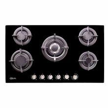 cocina-empotrable-klimatic-sorbola-x-5-quemadores-negro