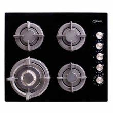 cocina-empotrable-klimatic-notte-plus-4-quemadores-negro