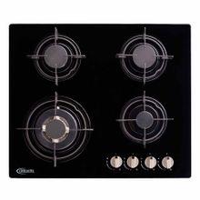 cocina-empotrable-klimatic-durabile-4-quemadores-negro