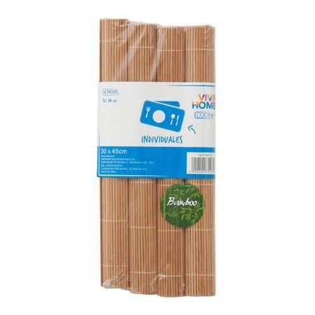 set-de-individuales-viva-home-bamboo-4pzas