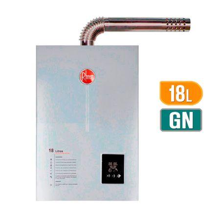 Rheem Terma a gas 18L gn Prestige