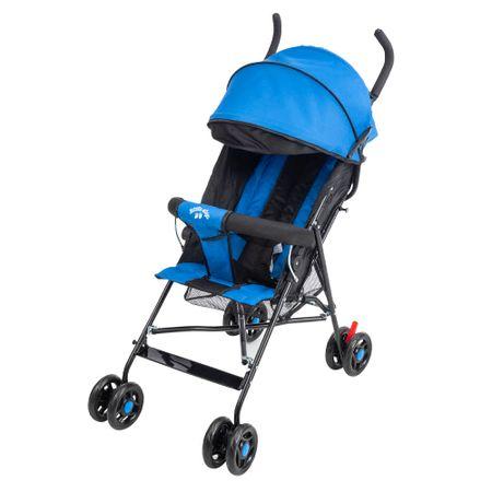 coche-baston-little-step-lujo-azul
