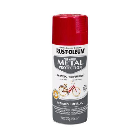 Aerosol anticorrosivo metálico Rojo 340gr x6und