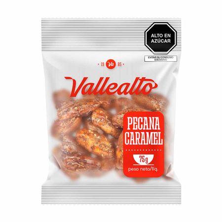 pecana-caramel-vallealto-bolsa-75g