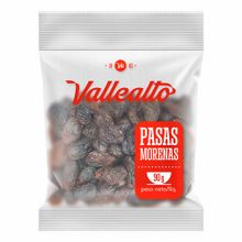 pasas-morenas-vallealto-bolsa-90g