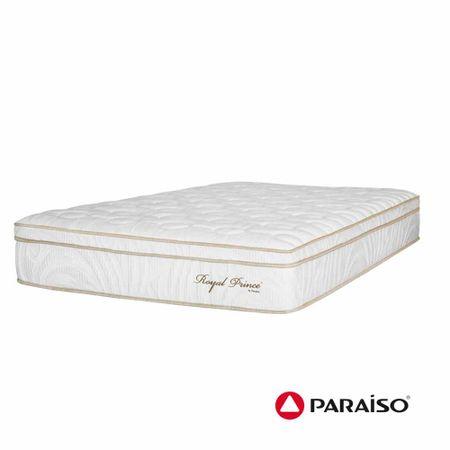 colchon-paraiso-royal-prince-organic-2-plazas-2-almohadas-viscoelasticas-protector