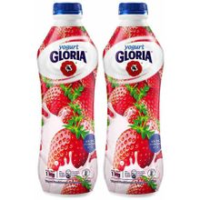 pack-yogurt-bebible-gloria-fresa-botella-1kg-paquete-2un