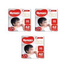 panales-para-bebe-huggies-puro-y-natural-talla-xg-paquete-42un-pack-3un