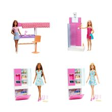 barbie-munecas-y-muebles
