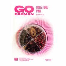 Complemento Para Licor Go Barman Botánicos Gin...