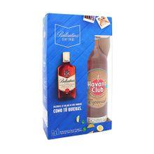 Pack Whisky Ballantine'S Finest Botella 750Ml ...