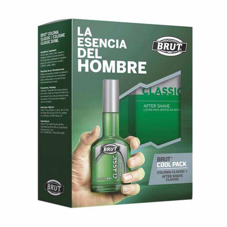 estuche-brut-colonia-classic-frasco-100ml-after-shave-classic-frasco-100ml-caja-2un