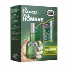 estuche-brut-colonia-classic-frasco-100ml-antitranspirante-aerosol-classic-frasco-150ml-caja-2un
