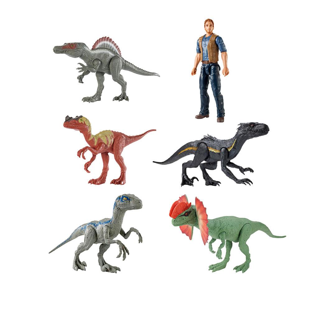 Jurassic World Dinosaurio Basico Plazavea Supermercado Te contamos todo sobre los dinosaurios en jurassic world evolution: pen