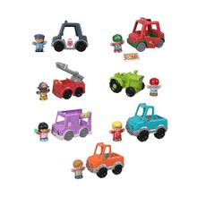 fisher-price-little-people-surtido-de-vehIculos-pequenos
