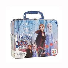 frozen-puzzle-100pzas-caja-de-metal