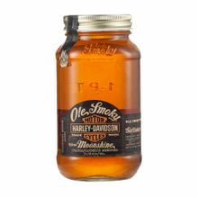 Whisky Ole Smoky Harley Davidson Botella 750Ml