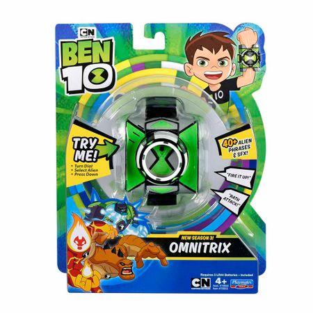 ben-10-omnitrix-con-40-frases