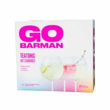 Filtrantes Para Gin Go Barman Teatonic 3 Sabor...