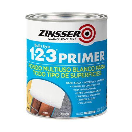 Imprimante multiusos Zinsser 123 0,946l x6und
