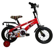 bicicleta-monark-mickey-fun-aro-12-rojo