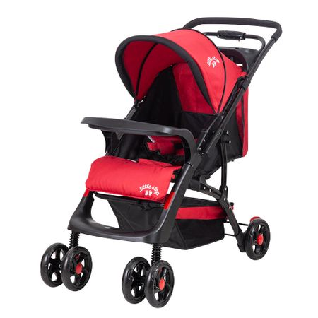 coche-little-step-confort-stroll-rojo
