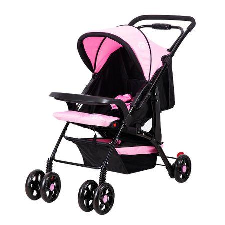 coche-little-step-confort-stroll-rosado