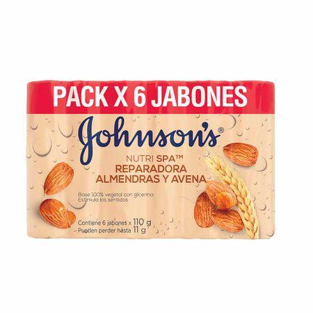 jabon-de-tocador-johnsons-almendras-y-avena-paquete-6un